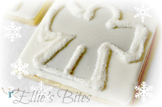 Snow Angel (Winter Wonderland Inspiration Challenge) Ellie's Bites