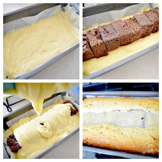 Cookie Dough Pound Cake Collage2