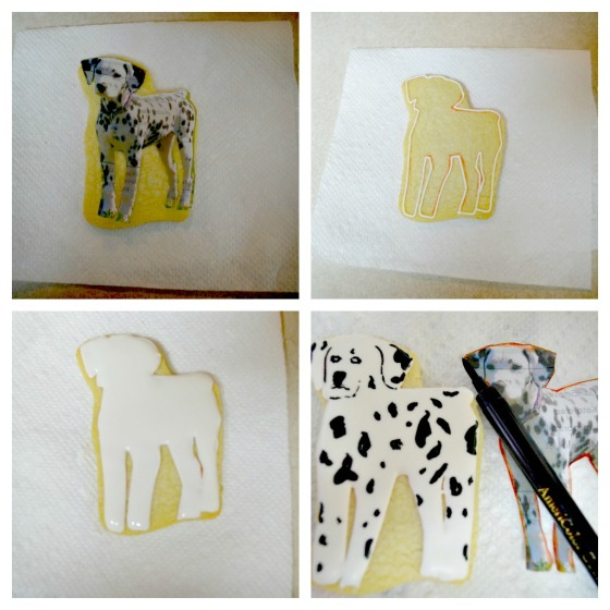 dalmatian collage (Ellie's Bites)