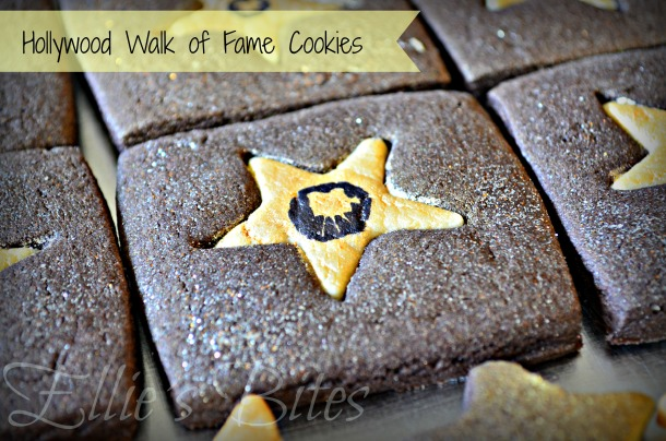 Hollywood Walk of Fame Cookie (Ellie's BItes)
