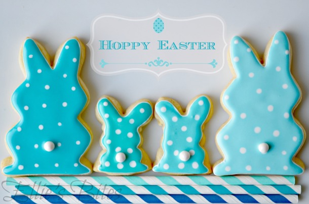 Easter Bunnies (Ellie's Bites)