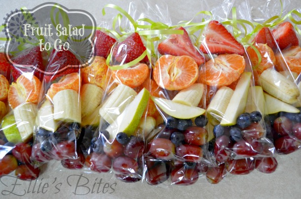 Fruit Salad (Ellie's Bites)