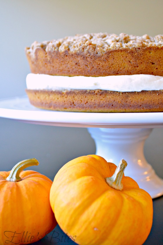 Pumpkin coffee cake 2 (Ellie's Bites)