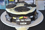 Ben's Star Wars Cake